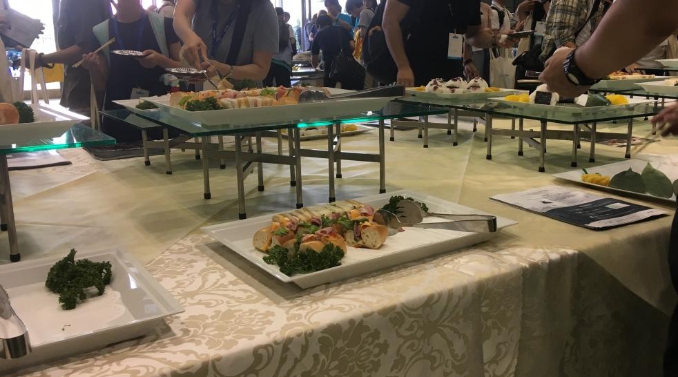 PyConJP2018_朝食